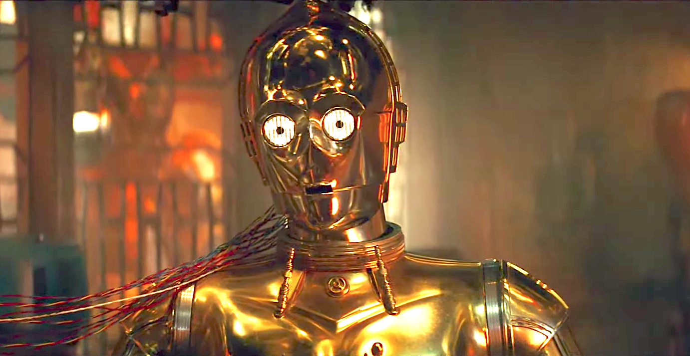 Star Wars – The Rise Of Skywalker (2019), C-3PO