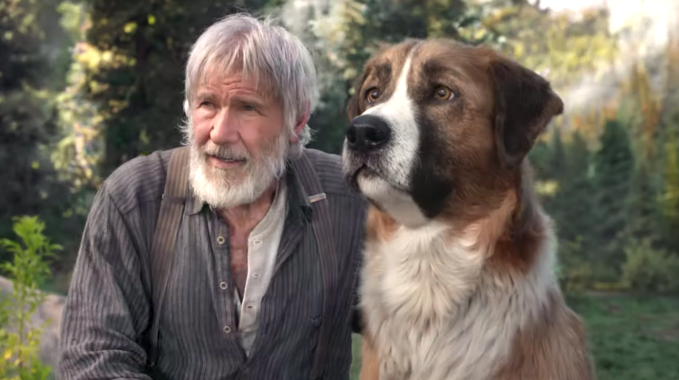 Call Of The Wild (2020), Harrison Ford, 20th Century Fox