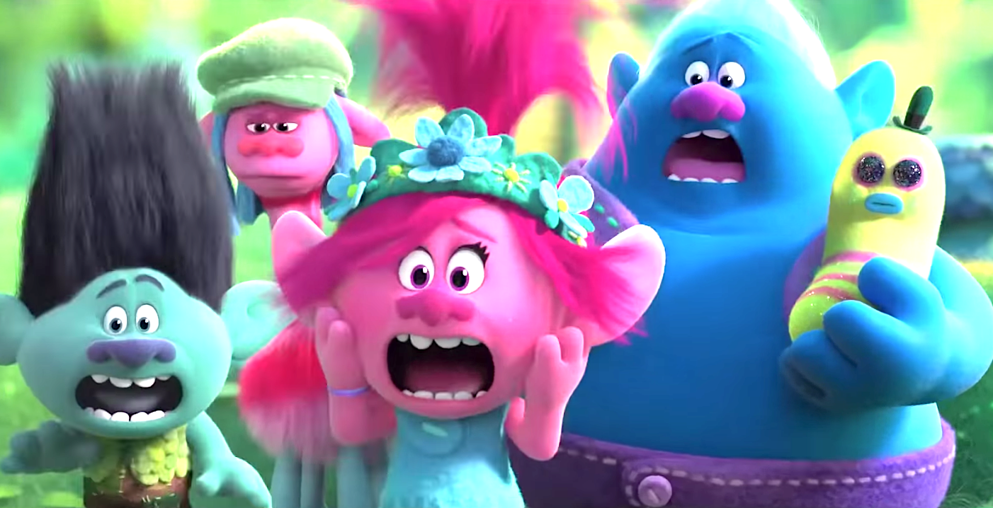 Trolls World Tour (2020), DreamWorksTV
