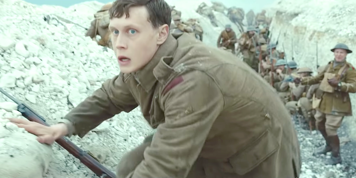 1917 (2019), George MacKay, Universal Pictures