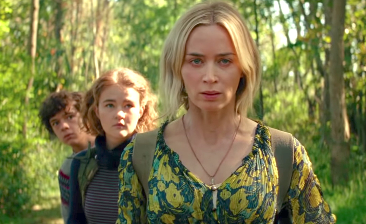 A Quiet Place Part 2 (2020), Noah Jupe, Millicent Simmonds, Emily Blunt, Paramount Pictures