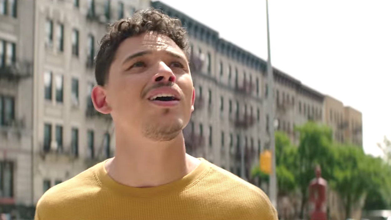 In The Heights (2020), Anthony Ramos, Warner Bros. Pictures