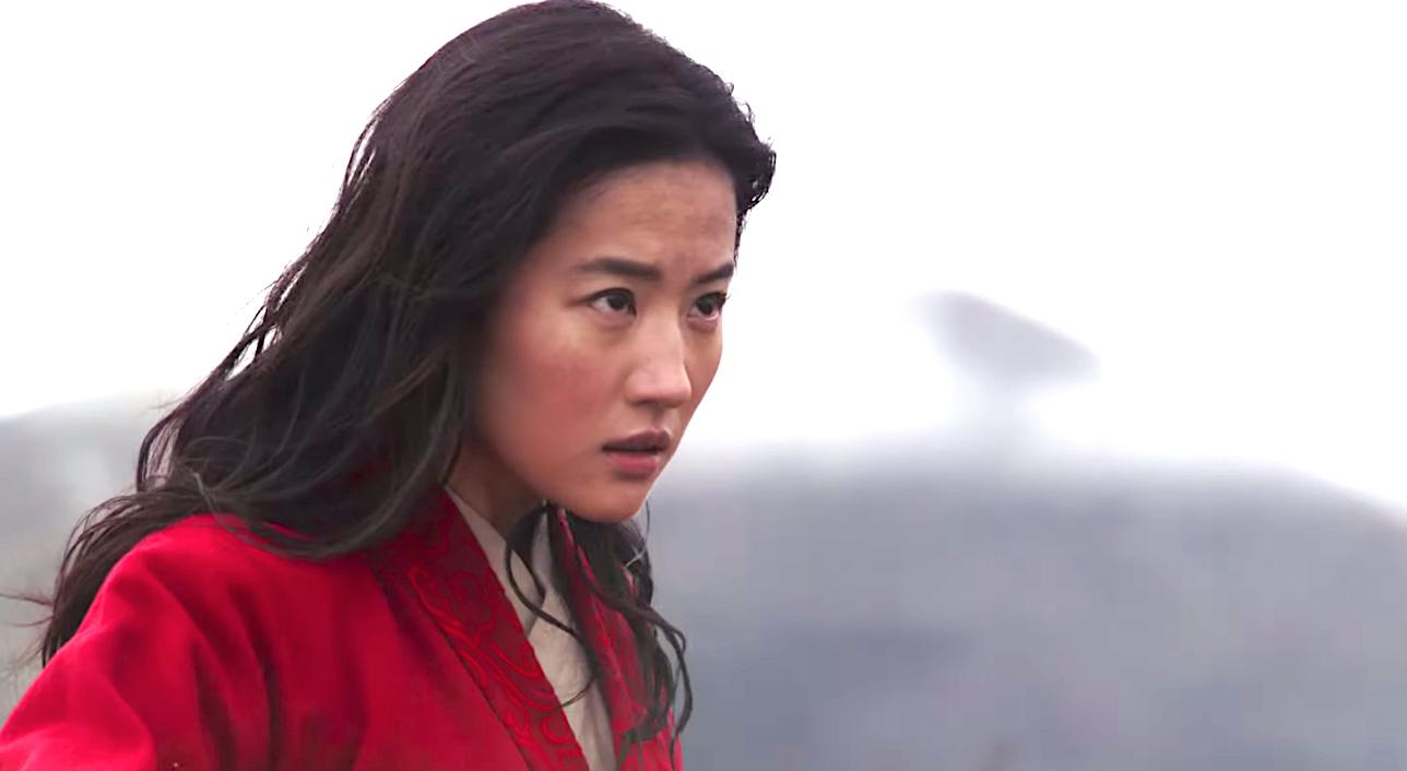 Mulan (2020), Yifei Liu, Walt Disney Studios