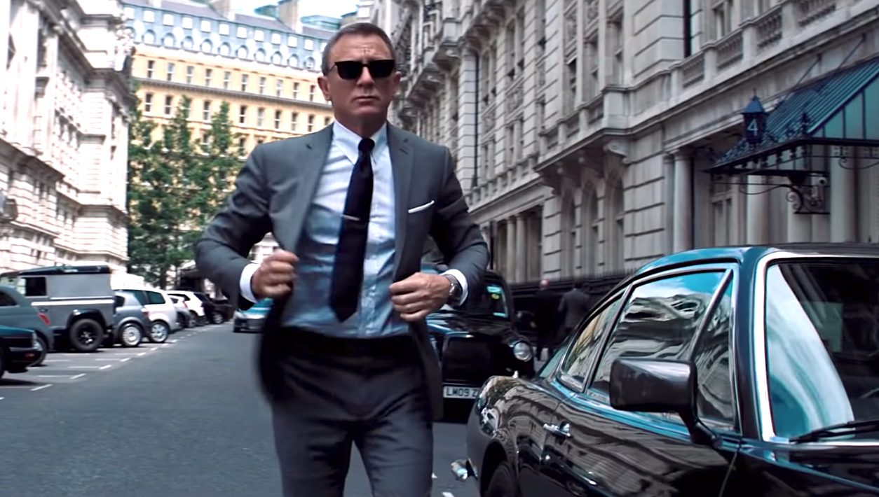 NO TIME TO DIE (2020): New trailer From Daniel Craig Ana ...