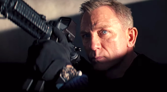 NO TIME TO DIE (2020): New trailer From Daniel Craig Ana de Armas, Léa Seydoux, Rami Malek, Lashana Lynch…