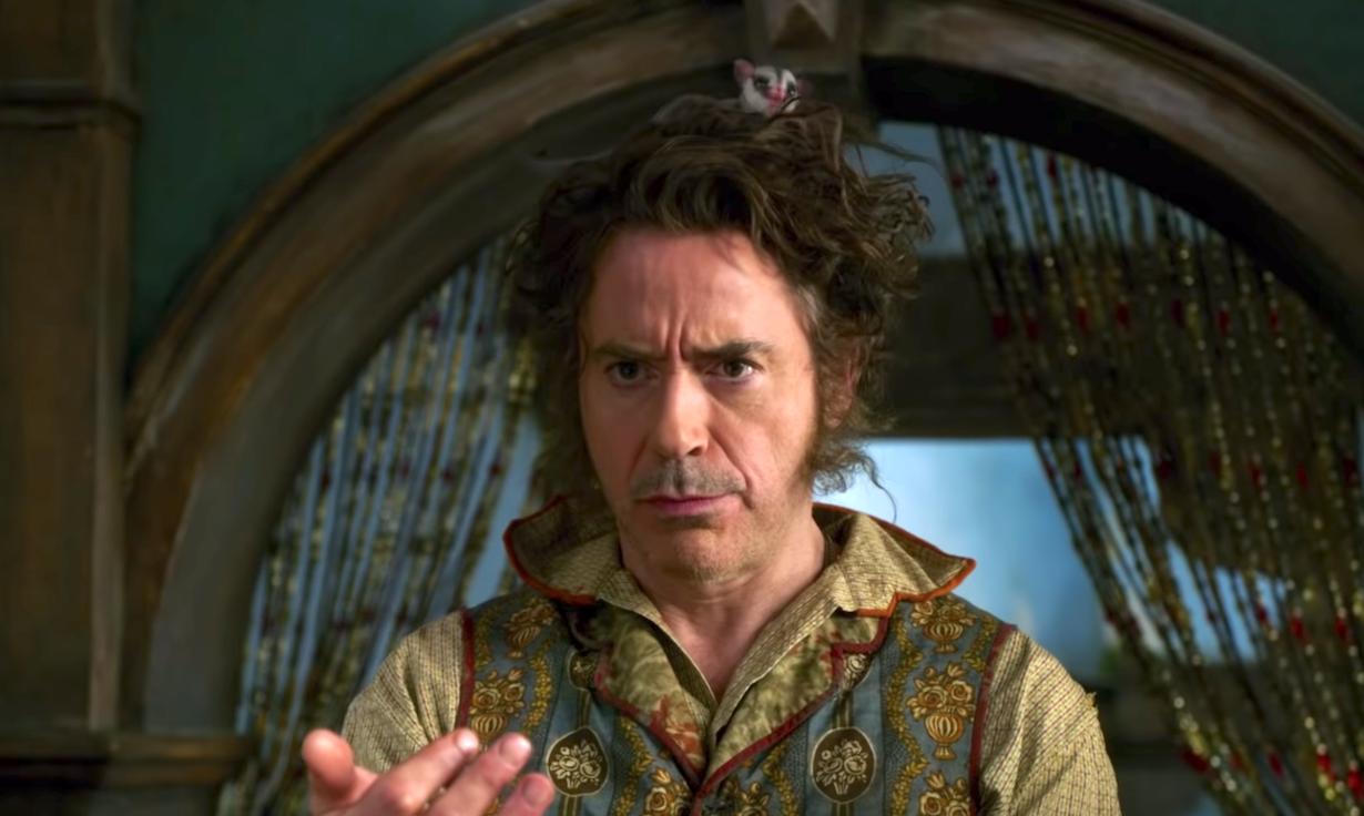 Dolittle (2020), Robert Downey Jr, Universal Pictures