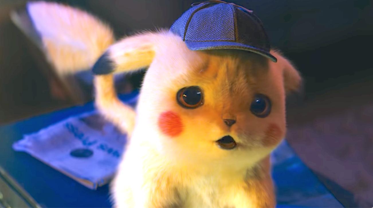 Pokémon Detective Pikachu (2019), Warner Bros. Pictures