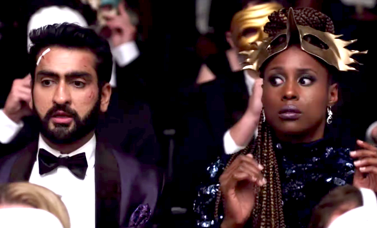 The Lovebirds (2020), Kumail Nanjiani, Issa Rae, Paramount Pictures