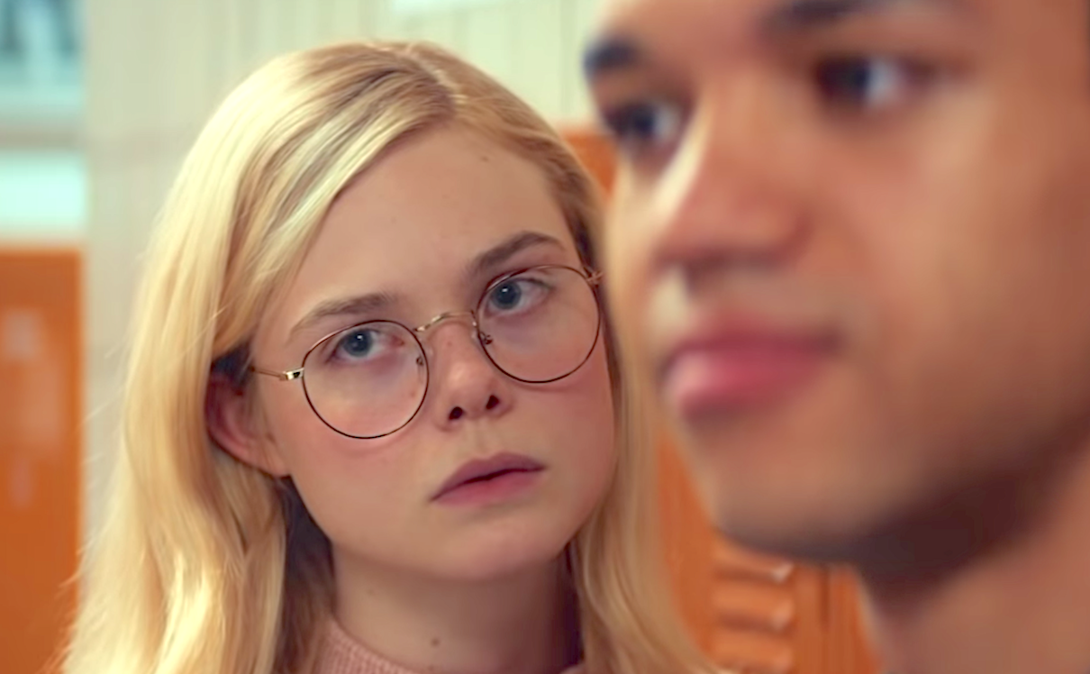 All The Bright Places (2020), Elle Fanning, Justice Smith