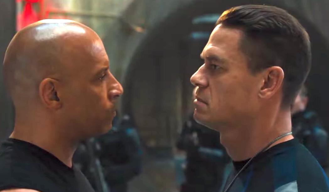 Fast & Furious 9 (2020), Vin Diesel, John Cena
