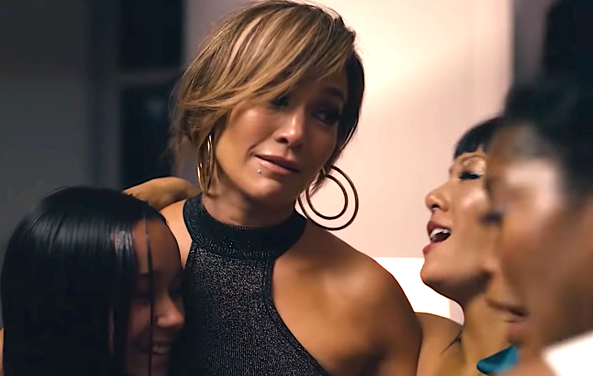 Hustlers (2019), Jennifer Lopez, Constance Wu, STX Entertainment