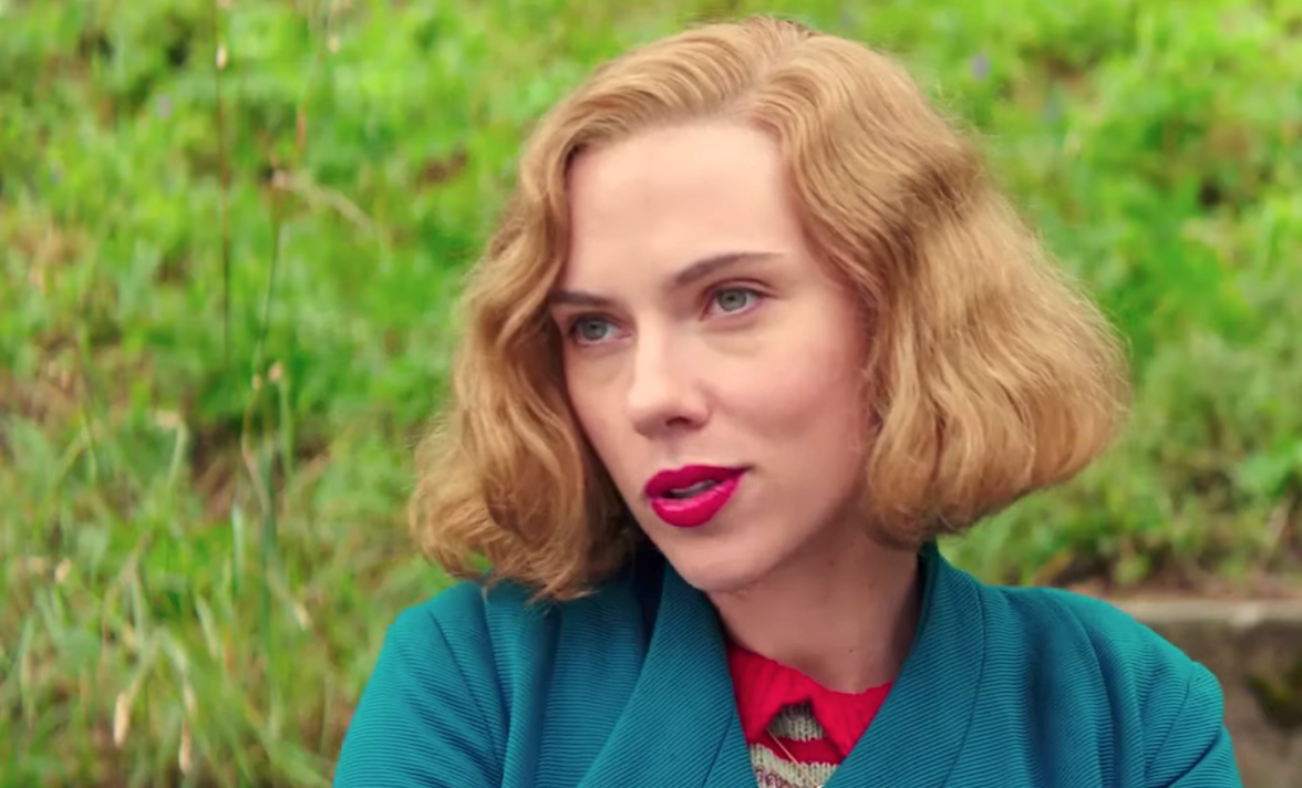JoJo Rabbit (2019), Scarlett Johansson, Fox Searchlight