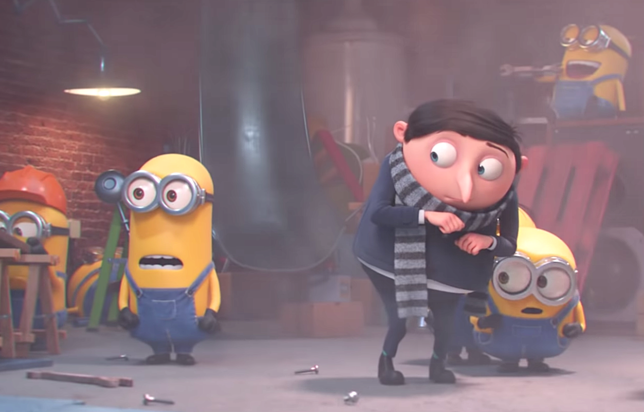 Minions - The rise Of Gru (2020), Steve Carell, Pierre Coffin, Illumination