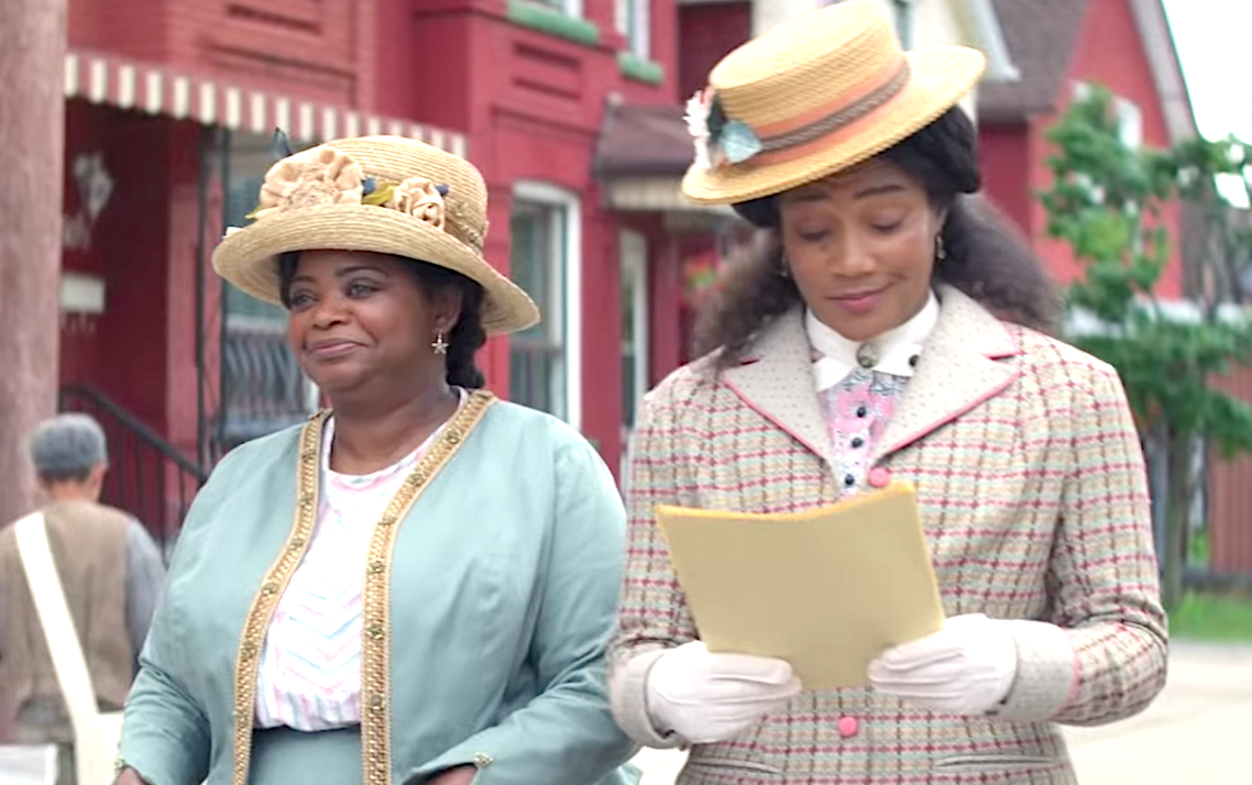 Self Made - Inspired by the Life of Madam C.J. Walker (2020), Octavia Spencer, Tiffany Haddish, Netflix