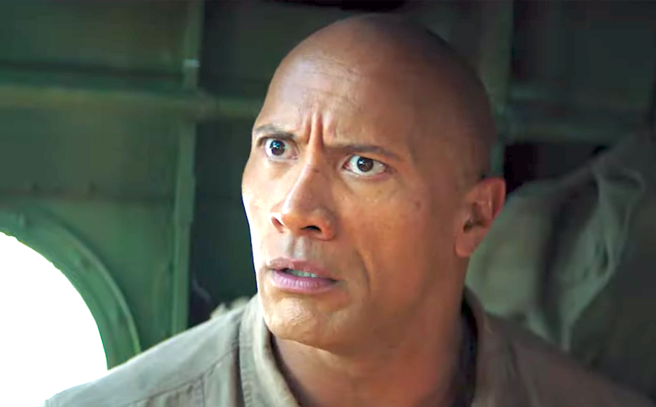 Jumanji - The Next Level (2019), Dwayne Johnson, Sony Pictures Entertainment