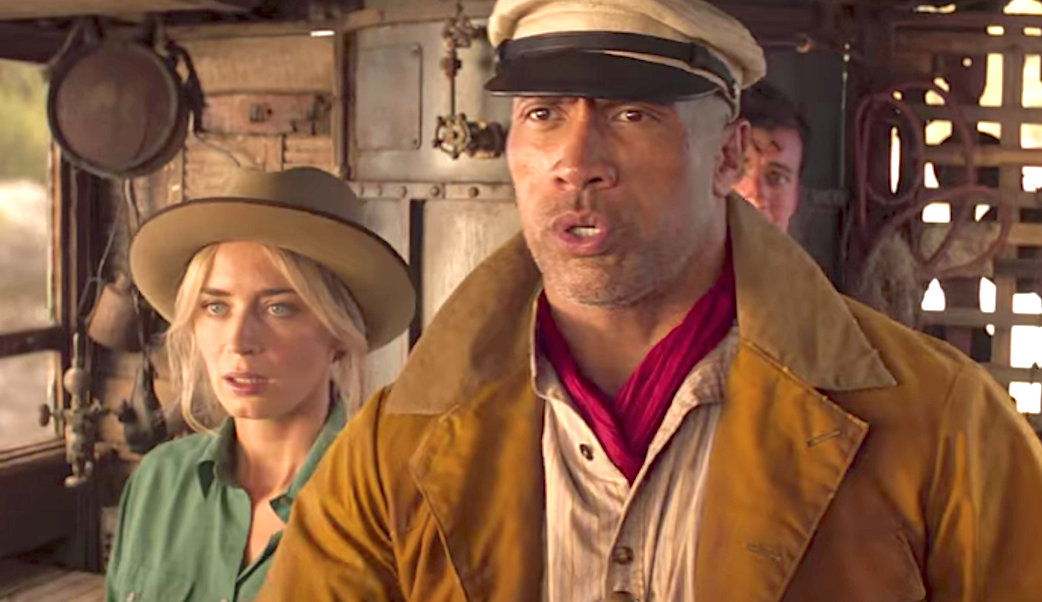 Jungle Cruise (2020), Emily Blunt,Dwayne Johnson, Walt Disney Studios