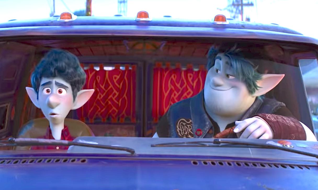Onward (2019), Disney Pixar