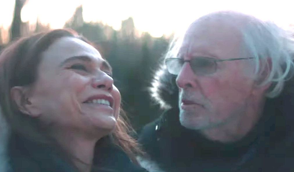 The Artist's Wife (2020), Lena Olin, Bruce Dern
