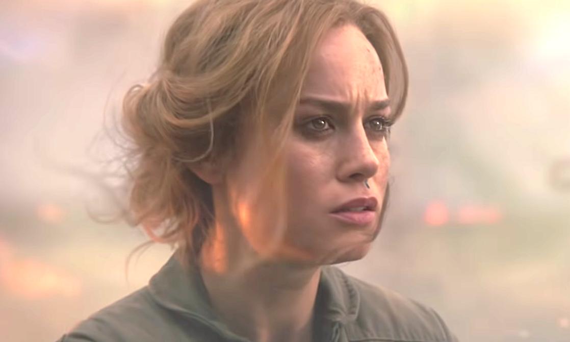 Captain Marvel (2018), Brie Larson, Marvel Studios