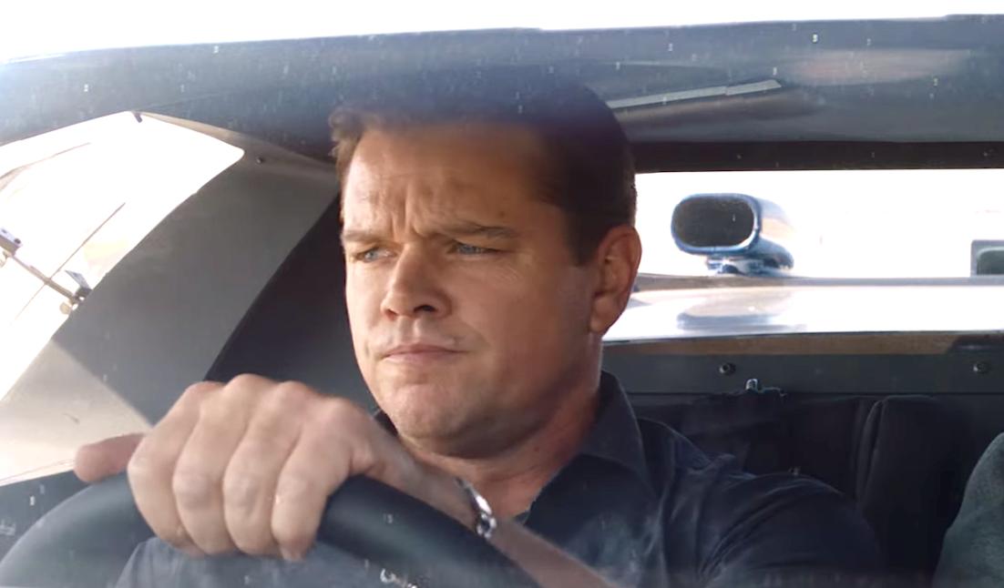 Ford v Ferrari (2019), Matt Damon, 20th Century Studios