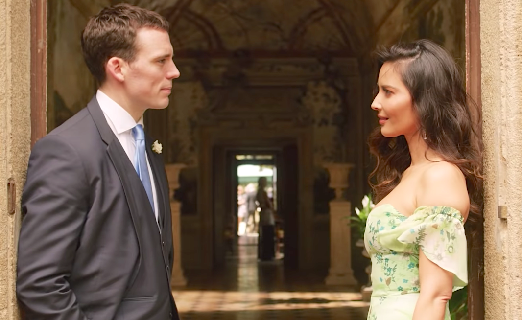 Love Wedding Repeat (2020), Sam Claflin, Olivia Munn, Netflix.