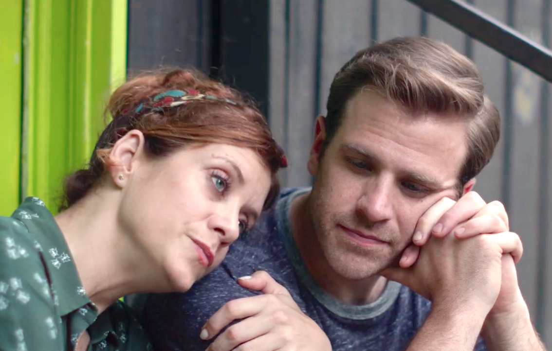 Almost Love (2019), Kate Walsh, Scott Evans, Vertical Entertainment