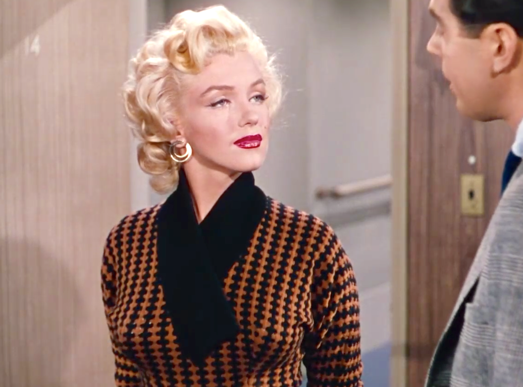 Gentlemen Prefer Blondes (1953), Marilyn Monroe, Elliott Reid, Twentieth Century Fox