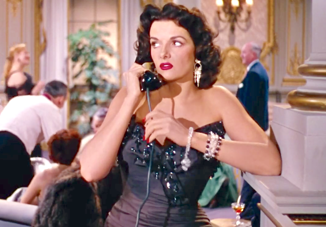 Gentlemen Prefer Blondes (1953), Jane Russell, Twentieth Century Fox