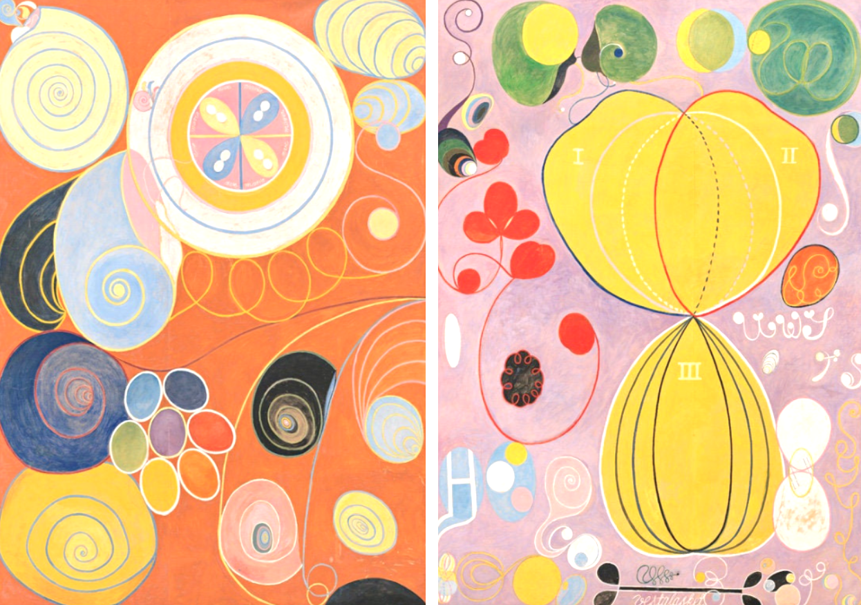 Beyond The Visible – Hilma af Klint (2019), ZeitgeistFilms