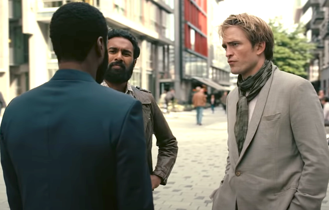 TENET (2020), Himesh Patel, Robert Pattinson, John David Washington, Warner Bros. Pictures