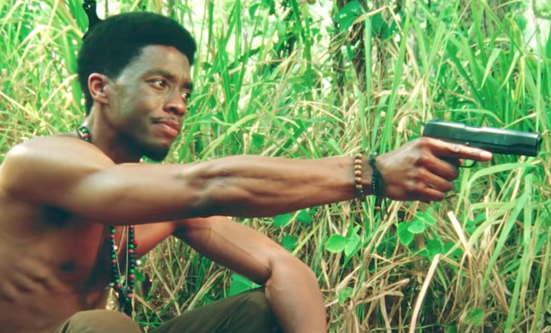 Da 5 Bloods (2020), Chadwick Boseman, Netflix