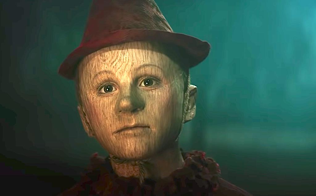 Pinocchio (2019), Vertigo Releasing