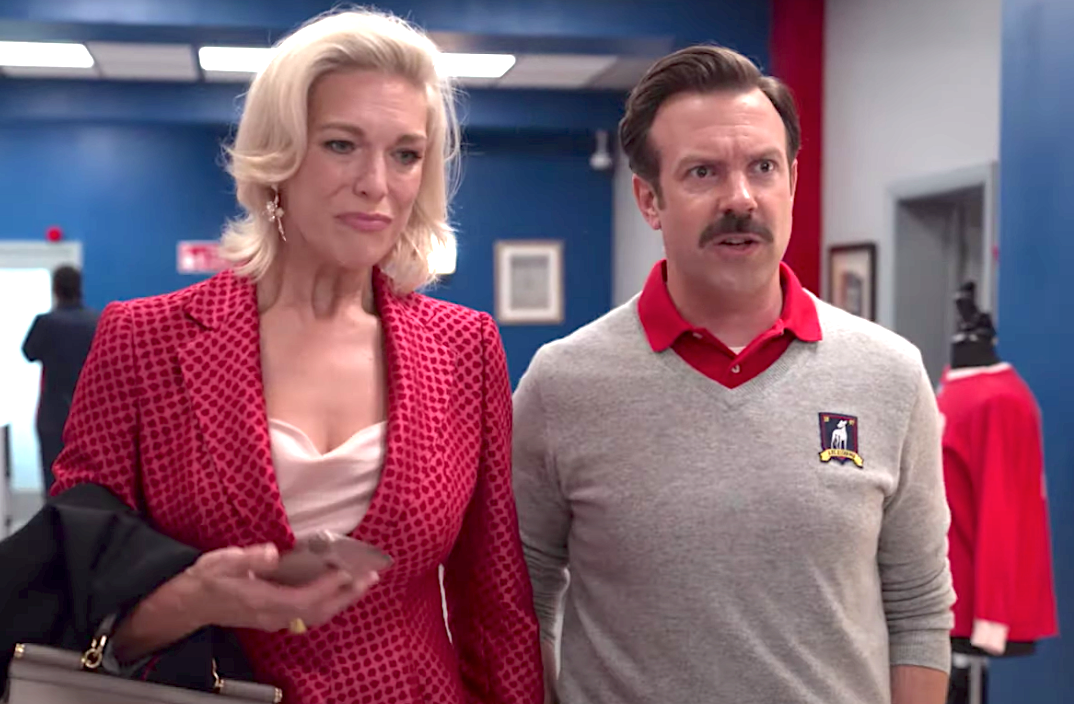 Ted Lasso (2020), Hannah Waddingham, Jason Sudeikis, Apple TV+