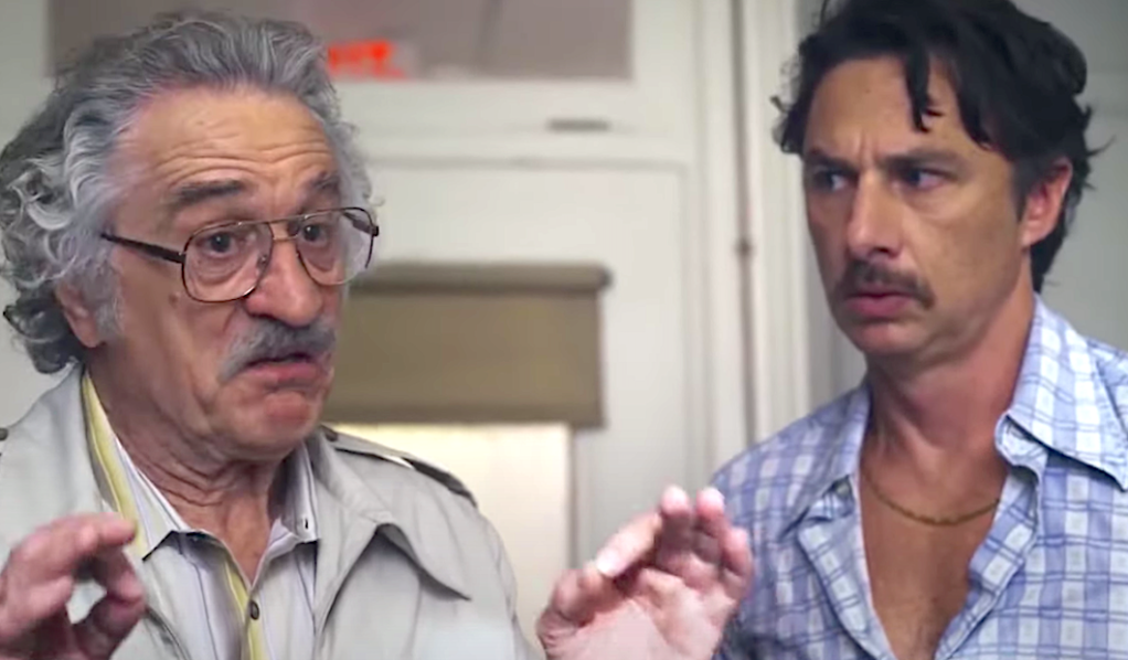 The Comeback Trail (2020): Robert De Niro, Zach Braff