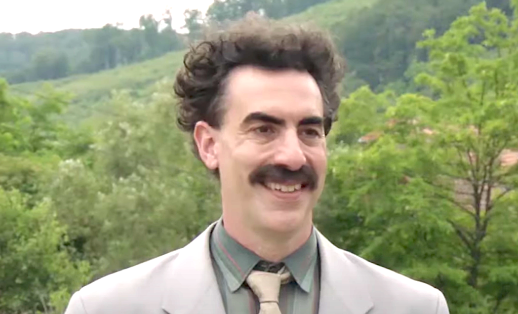 Borat 2 (2020), Sacha Baron Cohen, Prime Video