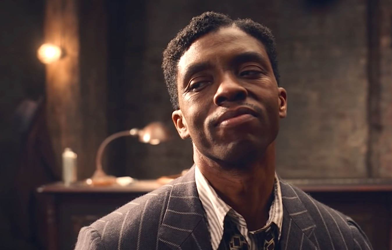 Ma Rainey's Black Bottom (2020), Chadwick Boseman, Netflix