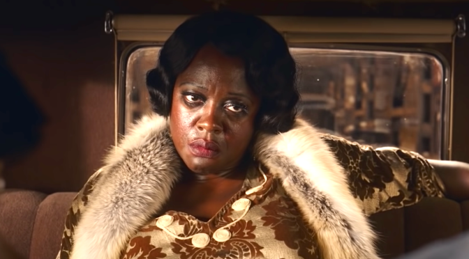 Ma Rainey's Black Bottom (2020), Viola Davis, Netflix