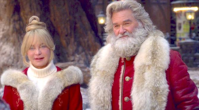 The Christmas Chronicles (2020), Goldie Hawn, Kurt Russell, Netflix