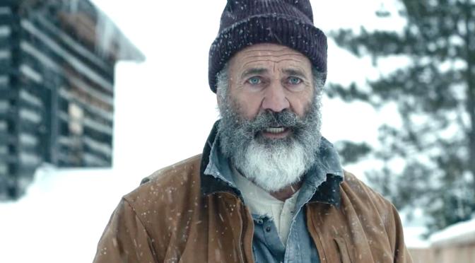 Fatman (2020), Mel Gibson