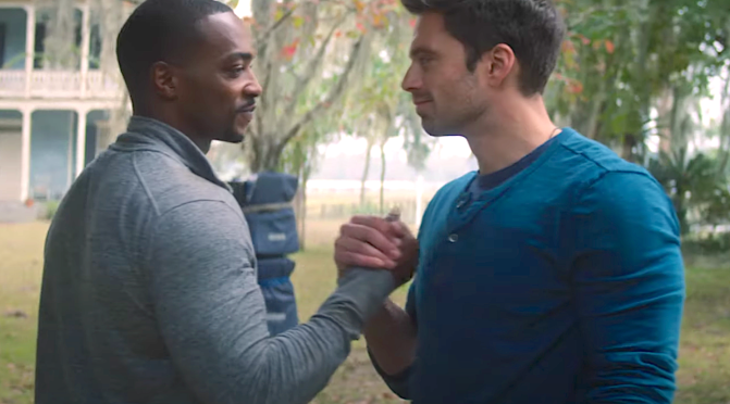 THE FALCON AND THE WINTER SOLDIER (2021): New Trailer Starring Anthony Mackie, Sebastian Stan, Emily VanCamp, Daniel Brühl…