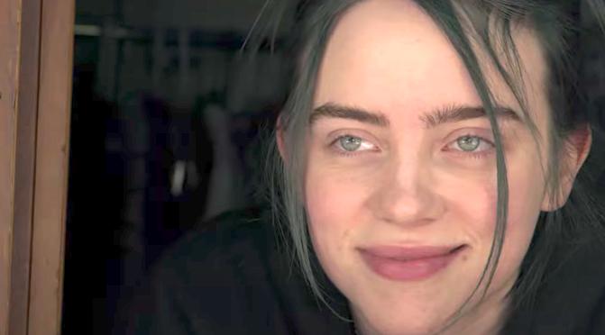 Billie Eilish - The World's A Little Blurry (2021), Billie Eilish, Apple TV+
