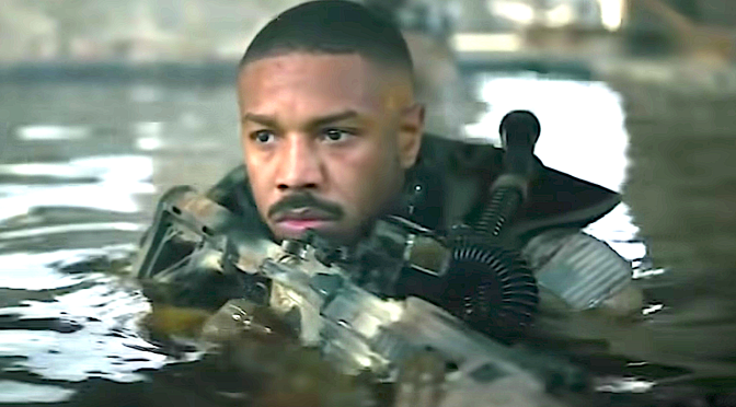 TOM CLANCY'S WITHOUT REMORSE (2021): New Trailer Starring Michael B. Jordan, Jodie Turner-Smith, Jamie Bell, Guy Pearce…