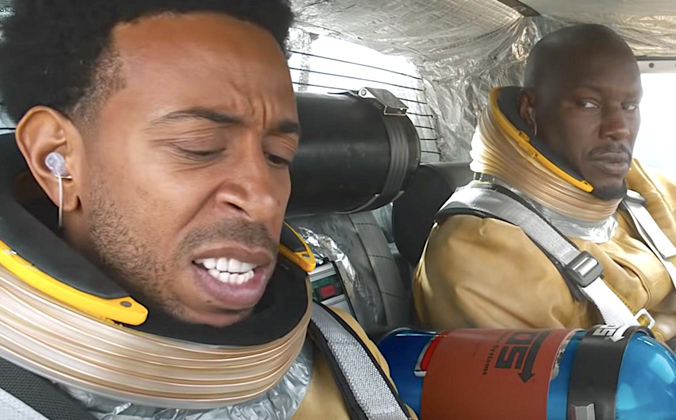 F9 (2021), Ludacris, Tyrese Gibson