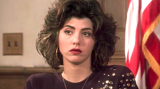 MY COUSIN VINNY (1992): The Things I Liked…