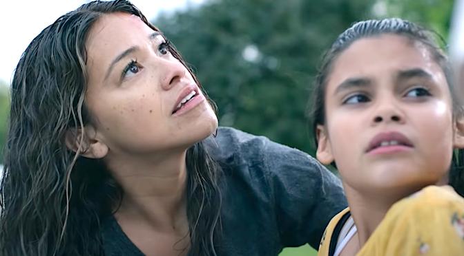 Awake (2021), Ariana Greenblatt, Gina Rodriguez, Netflix