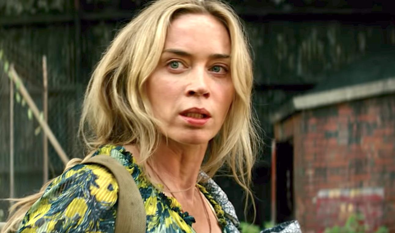 A Quiet Place Part 2 (2020), Emily Blunt, Paramount Pictures