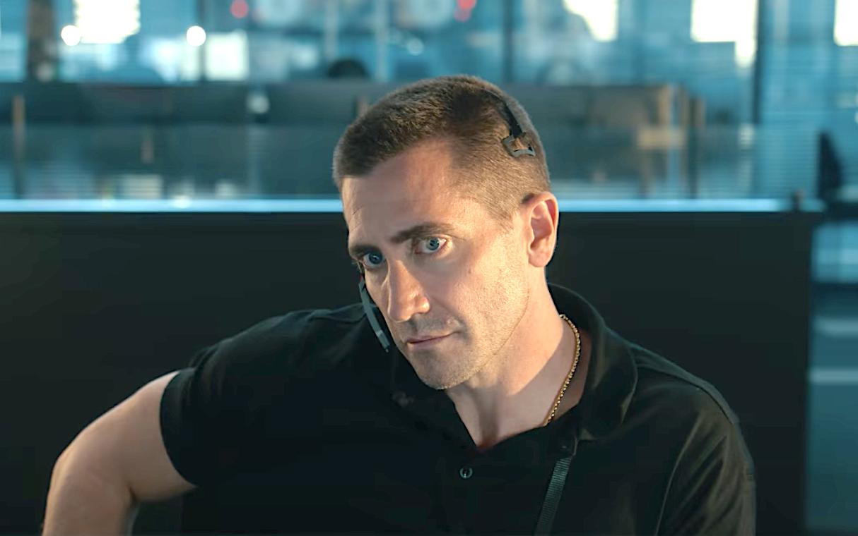 The Guilty (2021). Jake Gyllenhaal, Netflix
