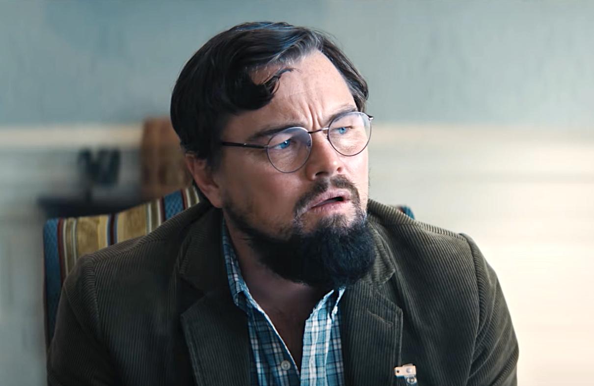 Don't Look Up (2021), Leonardo DiCaprio, (Netflix)